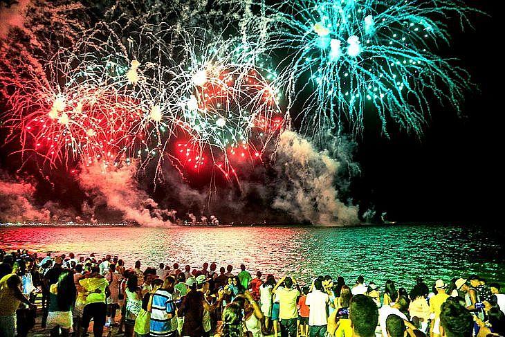 Prefeitura diz se preparar para as festas públicas de réveillon deste ano