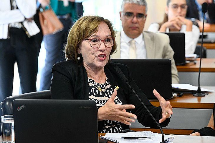Para a senadora Zenaide Maia (Pros-RN), requerente da audiência, a proposta esvazia a possibilidade de ressarcimento da vítima e sustento de familiares do próprio preso