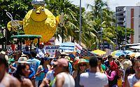 Veja a previsão do tempo para o fim de semana de prévias de carnaval
