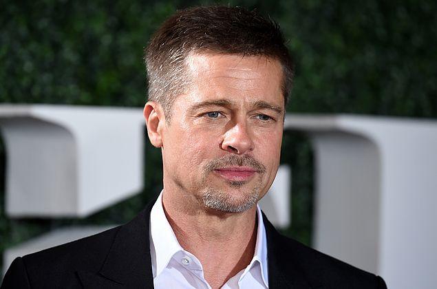 Brad Pitt: 'Eu passei parte dos anos 90 me escondendo e fumando maconha'