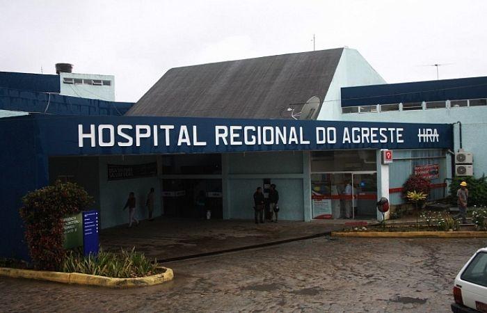 O cirurgião trabalhava no Hospital Regional do Agreste