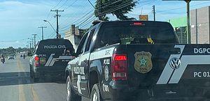 Polícia Civil cumpre mandados e prende suspeitos de homicídio em Boca da Mata