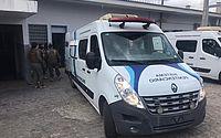 Vídeo: policiais penais transferem 72 presos da Casa de Custódia de Arapiraca