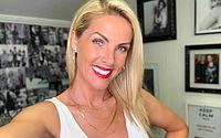 Ana Hickmann revela que seu exame deu negativo para coronavírus