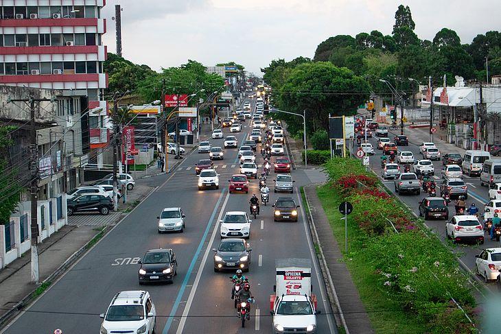 SMTT alerta que qualquer informação relativa ao trânsito da capital somente é repassada pelos canais oficiais do órgão