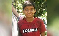 Jackson Silva, de 11 anos: arma ficava guardada em cima de guarda-roupa