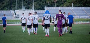 Alemanha abandona jogo contra Honduras por ofensas racistas contra zagueiro