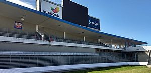 Novo placar do Estádio Rei Pelé será inaugurado neste sábado