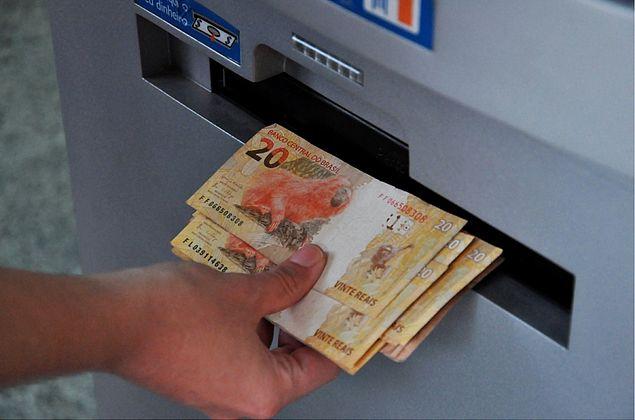 Segunda faixa salarial será paga nesta quarta-feira (11)
