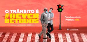 Campanha Educativa do Detran/AL aborda papel do idoso no trânsito