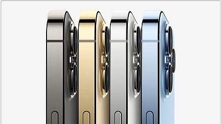 iPhone 13 Pro será vendido em quatro cores
