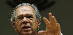 OCDE diz a Guedes que coronavírus é ameaça sem precedentes para economia