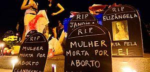 SUS gastou R$ 500 milhões com abortos clandestinos em 10 anos