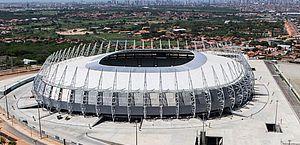 Protocolo da Arena Castelão: conheça as regras para realização de jogos na volta do futebol