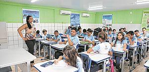 Fortaleza sobe 81 posições em ranking estadual de alfabetização