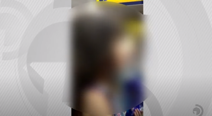 Vídeo onde a menina relata o abuso foi amplamente divulgado nas redes sociais e causou revolta