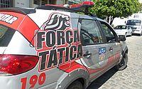 Suspeito de tráfico atira contra polícia para fugir, mas é baleado e acaba preso no B. Bentes