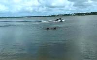 Pescador de 22 anos morre afogado em lagoa no Pontal da Barra