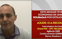 Caminhoneiro alagoano perde R$ 120 mil em golpe pela internet e pede ajuda; veja vídeo