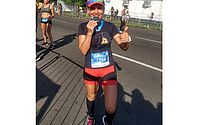Agricultora de Arapiraca vence Maratona do Rio