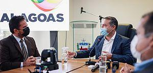 Governo de Alagoas concede reposição salarial de 4,52% ao funcionalismo público