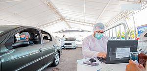 Mais de 70 mil pessoas estão em atraso para a 2ª dose da vacina contra a Covid em Maceió