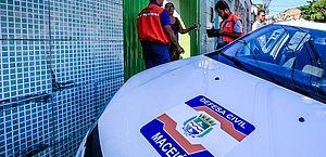 Defesa Civil Municipal orienta população sobre vistorias