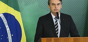 Bolsonaro fala em concursos e dá ênfase PF e PRF