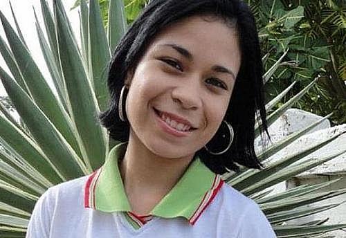 Roberta dias desapareceu em abril de 2012, no município de Penedo