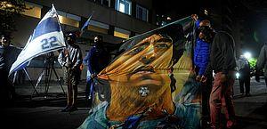 Argentina decreta três dias de luto pela morte de Maradona