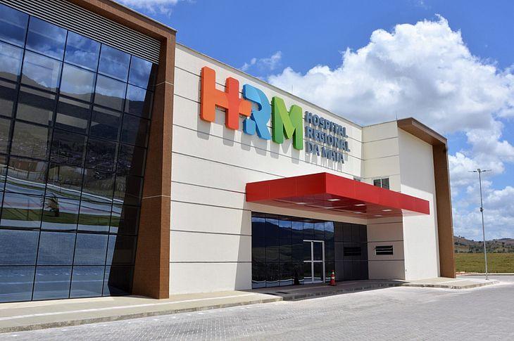 A vítima foi encaminhada para o Hospital Regional da Mata (HRM)
