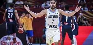Argentina e Espanha vão decidir Copa do Mundo de basquete