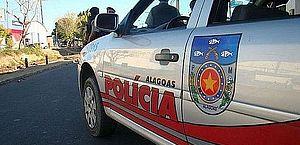 Jovem morre baleado e suspeito foge em carro com mais três pessoas, em Pilar
