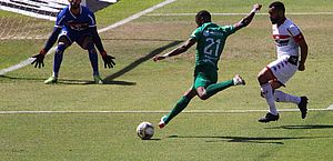 Guarani vence Botafogo-SP e soma os três primeiros pontos na Série B