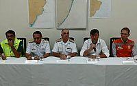 Marinha concede coletiva sobre poluição ambiental no litoral do Nordeste