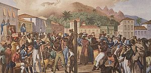 Exposição traz Brasil do século 19 a partir do olhar de Rugendas