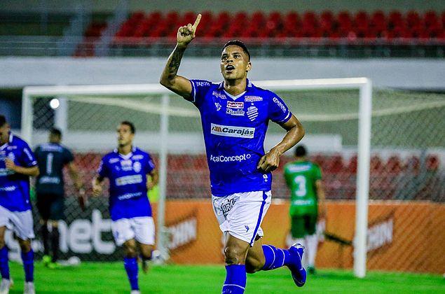Patrick Fabiano marca e CSA bate o Salgueiro por 1 a 0 no Rei Pelé