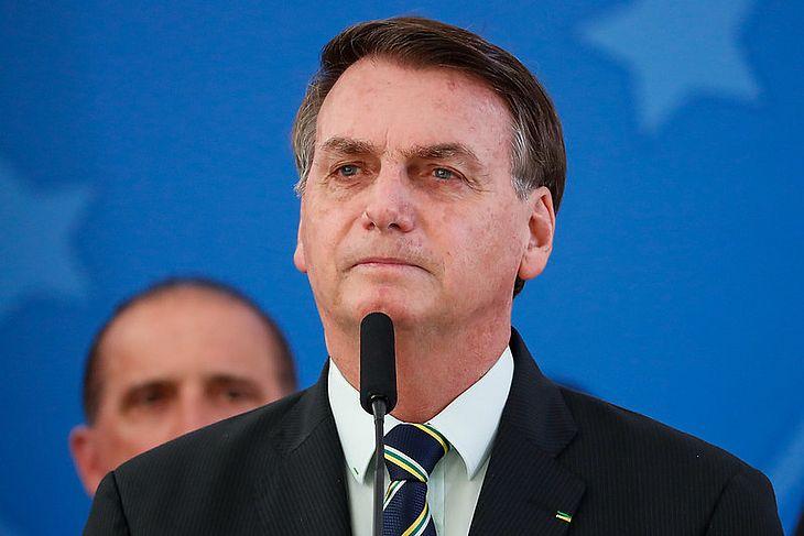 Única exigência de Bolsonaro teria sido o direito de escolher candidatos ao Senado em alguns estados