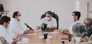 Governo de Alagoas autoriza construção de escola estadual em Cacimbinhas