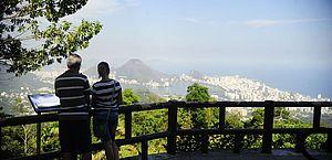 Parque Nacional da Tijuca reabre pontos turísticos