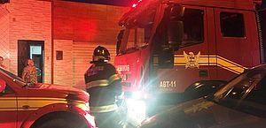 Incêndio aconteceu na Pajuçara e bombeiros foram acionados