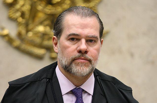 Toffoli diz que veto a reportagens não foi censura, mas defesa do STF