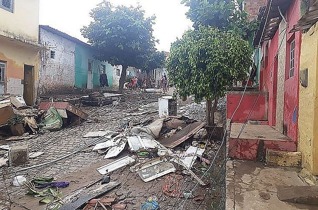 Justiça do Trabalho e MPT liberam R$ 159 mil para ajuda a desabrigados em Santana do Ipanema