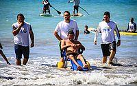 Orla da Pajuçara recebe Praia Acessível neste sábado
