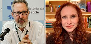 CPI da Covid ouve hoje cientista Natalia Pasternak e médico Claudio Maierovitch