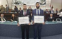 Delegados recebem título de cidadania alagoana na Assembleia Legislativa