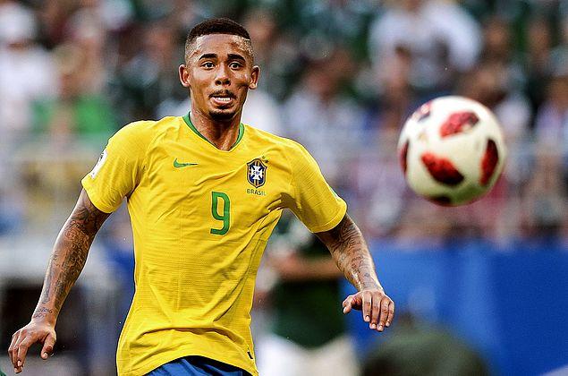"""Após """"zerar"""" na Copa, Gabriel Jesus volta à seleção com gol em vitória sobre Arábia Saudita"""