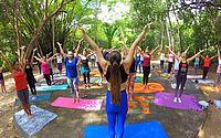 Yoga e defesa pessoal de graça neste sábado, 23