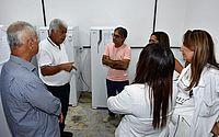 Secretário de Saúde visita instalações da nova Rede de Frio