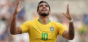 Jogador da Seleção Brasileira desmente negociação com o São Paulo